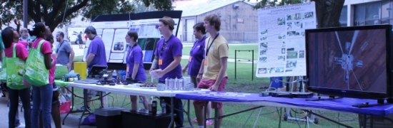 LSU Sally Ride 2012
